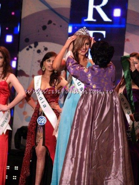 Russia_Natalia_Chirkova 3rd Runner-up at Miss Global Beauty Queen in South Korea 2011