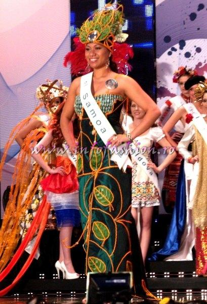 Samoa_2011 Helen Winnifred Talipeau for Miss Global Beauty Queen in South Korea