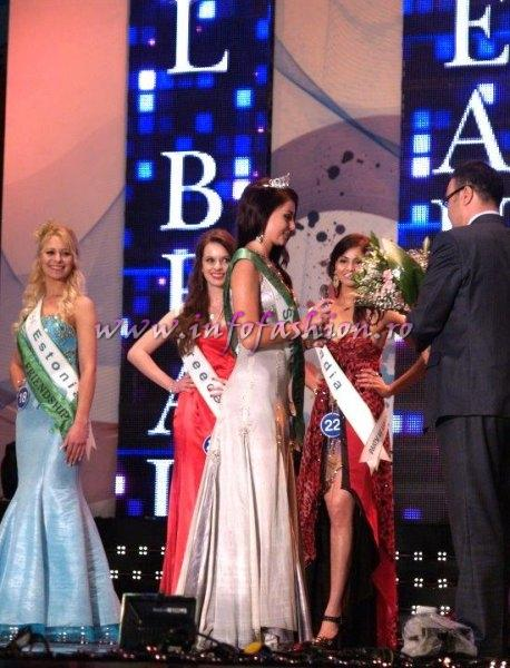 South_Africa_2011 Caylene Marais 4th Runner-up at Miss Global Beauty Queen in South Korea