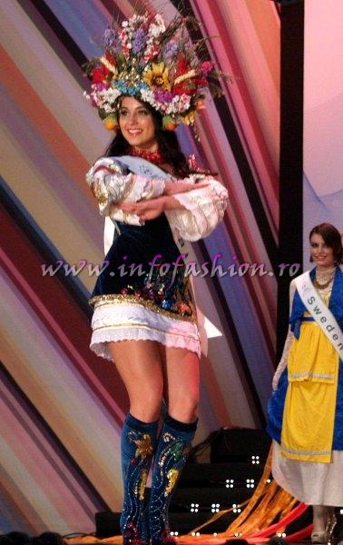 Ukraine_2011 Tatyana Grabovych for Miss Global Beauty Queen in South Korea