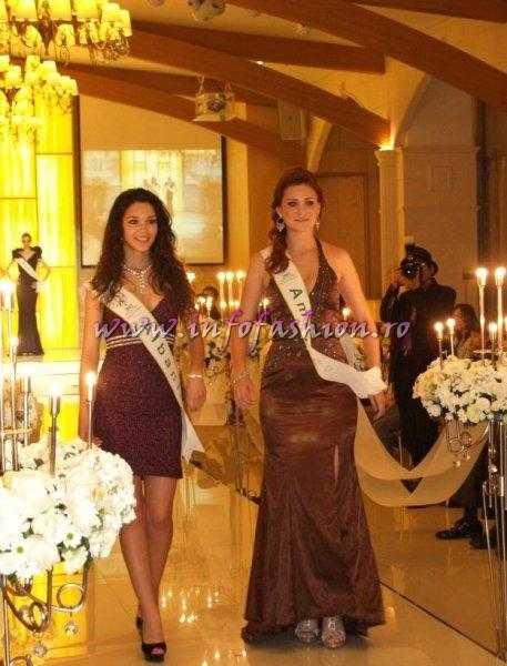 US America Priscilla Ferrufino for Miss Global Beauty Queen in South Korea 2011