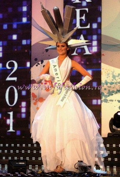 USA_2011 America Priscilla Ferrufino for Miss Global Beauty Queen in South Korea