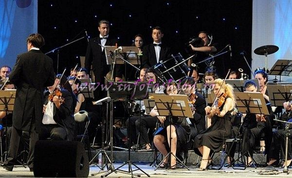 `HOLLYWOOD MUSIC in BUCHAREST` cu European Royal Orchestra 22 mai 2011, ora 19.00 la Sala Palatului