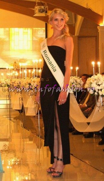 Maria_Lia_Bledea 2011 la Miss Global Beauty Queen in South Korea org. Infofashion Platinum Ag