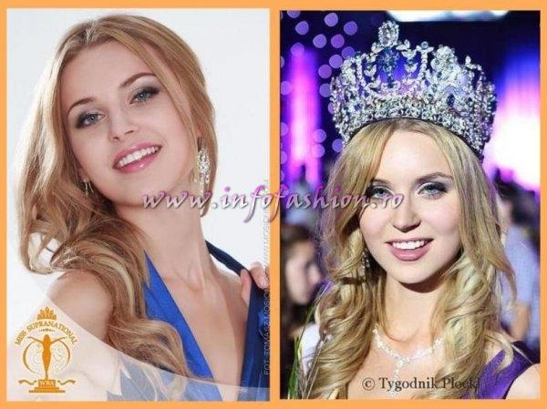 Poland_2011 Miss Supranational WINNER Poland- Monika Lewczuk, 1st Ru- Belarus, 2nd Ru- Puerto Rico, 3rd Ru- Vietnam, 4th Ru- USA, From InfoFashion- Romania & Moldova Rp