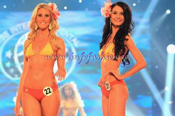 Delia Duca, Premiul Miss Intercontinental Romania la Miss World Romania participa la Finala Miss Intercontinental, editia 40 in Spania pe 07.10.2011 (tinute designer Eva Neagoe)