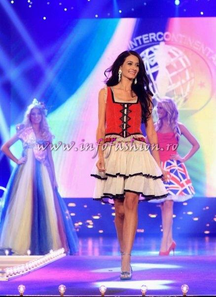Miss_Intercontinental 2011 in Spania, Delia Duca, dupa Finala Miss World Romania org. InfoFashion