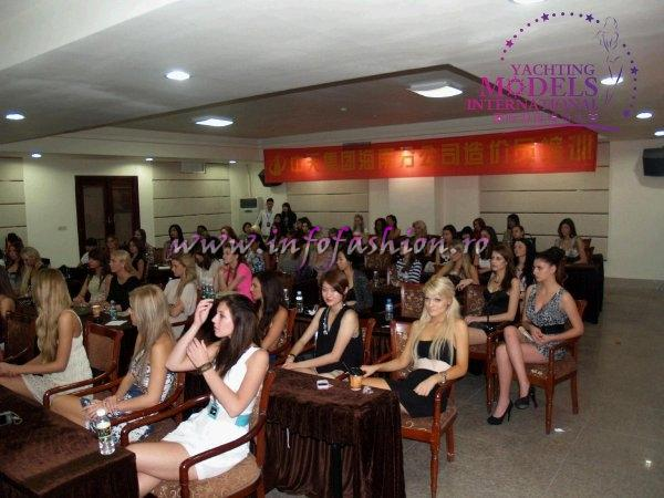 Miss Yacht Model International 2011 - 27 Nov activities