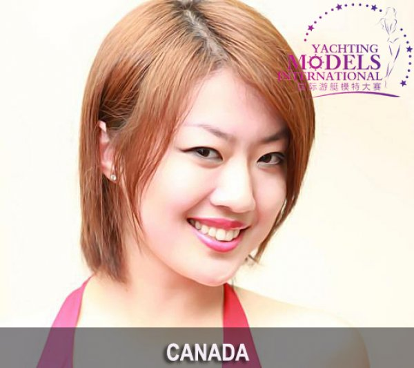 Canada_2011 Linda Wang Guan at Miss Yacht Model International in China
