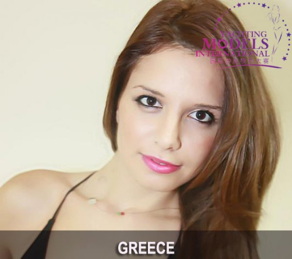 Greece_2011 Syrii Melpomeni at Miss Yacht Model International in China