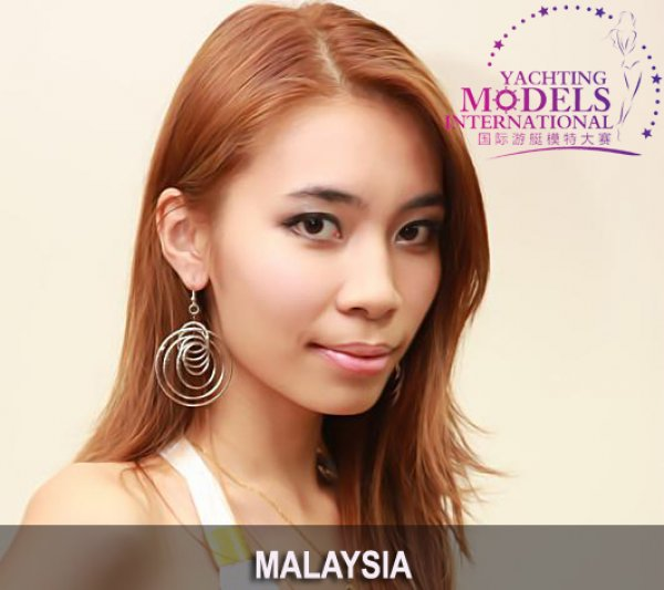 Malaysia_2011 Chan Sook Yee at Miss Yacht Model International in China