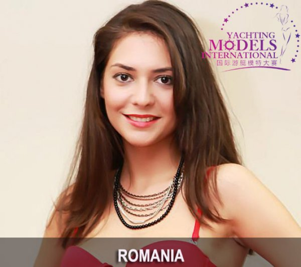 Eliza_Magureanu 2011 in TOP 15 at Miss Yacht Model International in China/ Infofashion. Romania