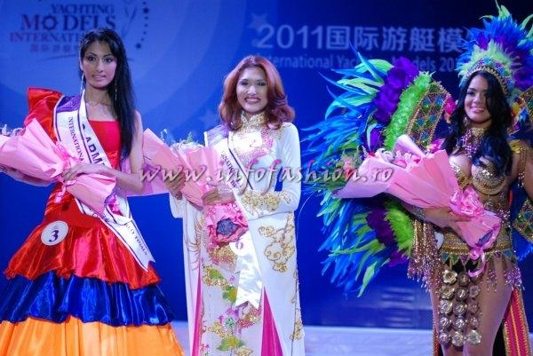Armenia Kristina Manukyan at Miss Yacht Model International in China 2011