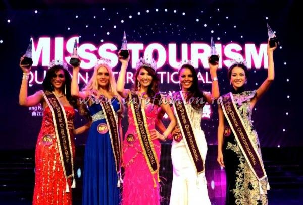 China Miss Tourism Queen International World Final in XiAn 13-29 DEC. 2011