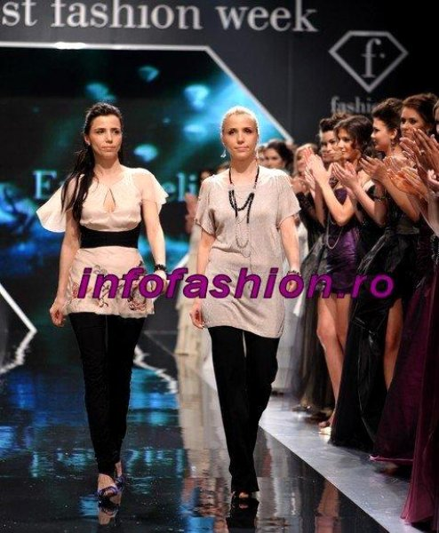 E_&_ Designeri Ersa Atelier la BFW Aprilie 2009 Bucharest Fashion Week- Rin Grand Hotel