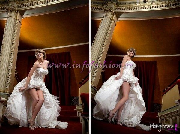 Romania - Alina Clapa for Bride of the World in Singapore 2012