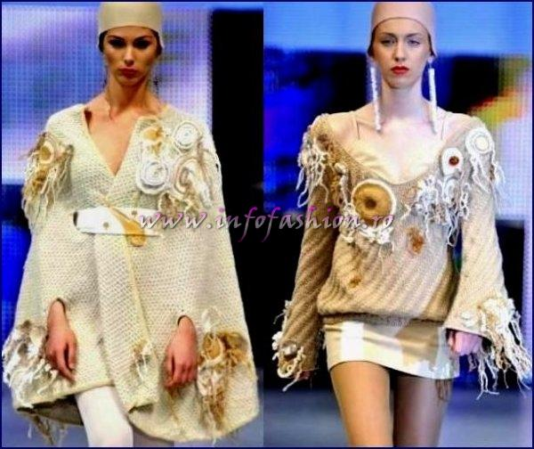 Romanian fashion Designer Andra Clitan Fashion Road: Dialogue Across Borders