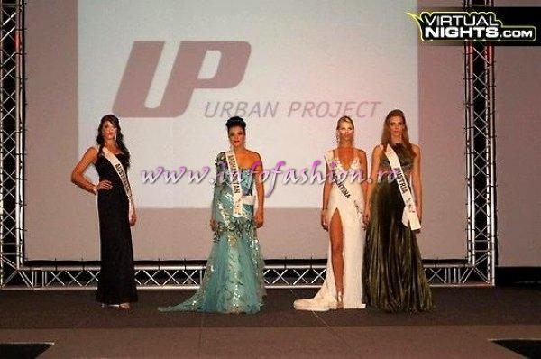Austria- Andrea Brucker at Top Model of the World in Germany
