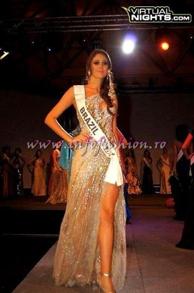 Brazil_2012 Kelly Fonseca Rodrigues /Brasil at Top Model of the World in Germany