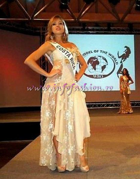 Costa_Rica_2012 Anniel Cespedes at Top Model of the World in Germany