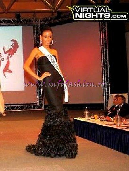 Dominican_Rep_2012 Danessa Taveras at Top Model of the World in Germany