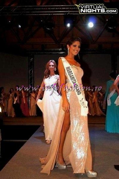 Margarita_Island_2012 Louise Ramirez at Top Model of the World in Germany