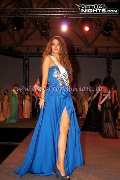 Ukraine_2012 Alona Lyashchuk BEST IN EVENING GOWN at Top Model of the World in Germany