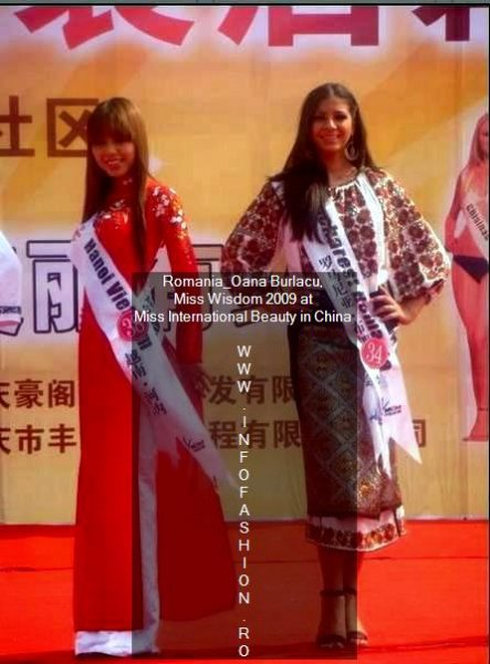 Oana_Burlacu Romania 2009 Miss Wisdom at Miss International Beauty in China prin InfoFashion O_176CM