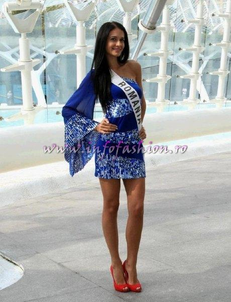 Delia_Duca 2011 Premiul Miss Intercontinental Romania la Miss World Romania Finala nationala org. Infofashion