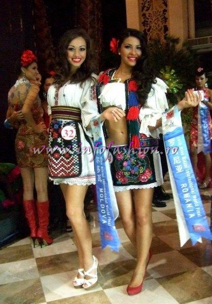 Oana_Burlacu 2011 la Miss Bikini International dupa Miss Wisdom- International Beauty in China org. InfoFashion Romania