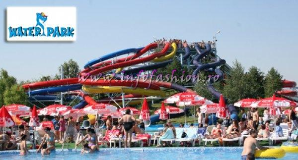 Holidays Water Park redeschidere cu Trends by Adina Buzatu, Rock On Crew,Taz, Sonny Flame, Like Chocolate pe 19 IUNIE 2012