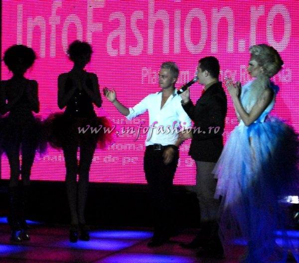 Hair styling Ady`s Studio Adrian Colesniuc Hair Fashion Show Brasov la Fashion Gate editia a II-a Brasov `GO WILD`