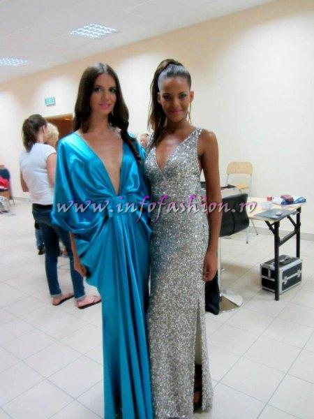 Moldova Rep Tamara Curca 2011 la Miss Supranational in Poland