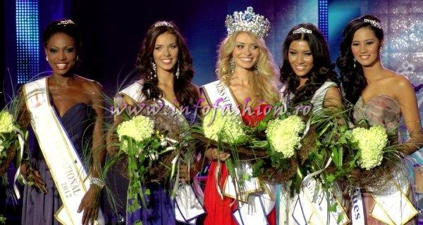 Belarus Katsiaryna Buraya is Miss Supranational Winner 2012, 1st Ru Thailand, 2nd Ru Czech Rep. in Poland