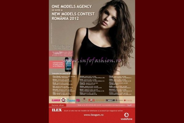 Selectii_One Models 2012 organizeaza NMCR New Models Contest Romania