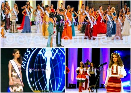 Miss_Intercontinental 2012 in Germania, Sinziana Sirghi, castigatoarea titlului national la Romanian InfoFashion Festival