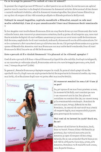 Press about Platinum 2010 Ag InfoFashion Events