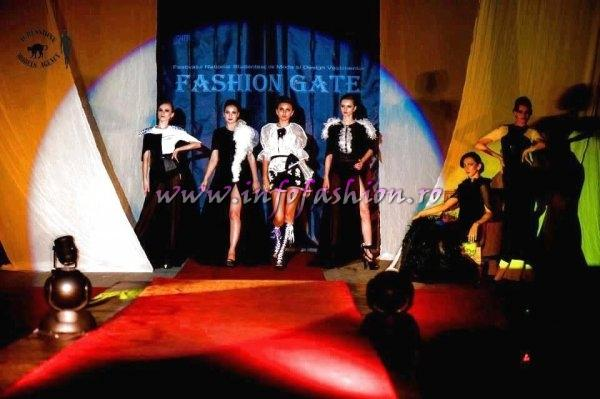 Tineri_Designeri_Steriopol Silvia Alexandra, Galati la Fashion Gate Sinaia `Couture Collection` promoted by InfoFashion Romania