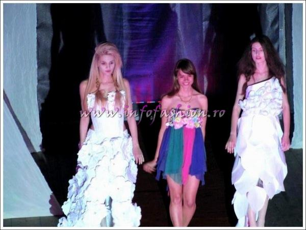 Tineri_Designeri_Necula Florenta, Ploiesti la Fashion Gate editia a III-a Sinaia 06.06.2013 promoted by InfoFashion Romania