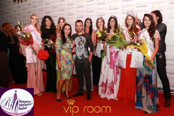 Romanian InfoFashion Festival Spirit of Beauty Premiere la Vip Room 2013