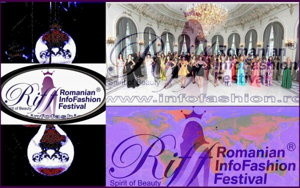 RIFF 2014 Romanian InfoFashion Festival - Spirit of Beauty