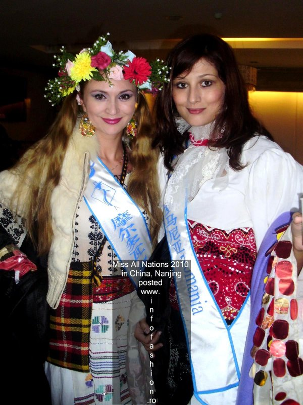 Cristiana_Terecoasa 2010 la Miss All Nations in China, tinute Andreea Buzdugan, Cristina Breteanu costum nat. stilizat, Eva Neagoe- InfoFashion Romania