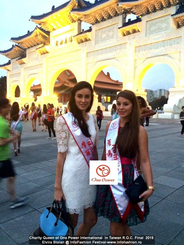 Taiwan Charity Queen of One Power International 2015 promo www.infofashion.ro