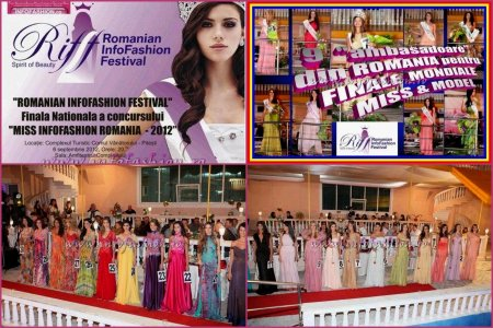 Romanian InfoFashion Festival - Spirit of Beauty® Pitesti Finala 06.09.2012