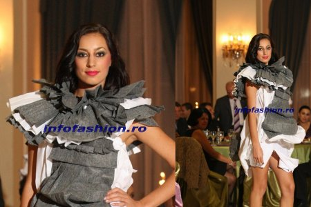 Roxana_Pop la Miss World Romania 2010 org. Platinum Ag InfoFashion