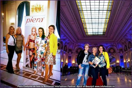 Piera 2016 Costume baie la Romanian Infofashion Festival Spirit of Beauty® by www.infofashion.ro