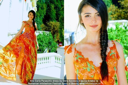 Alis_Carla Paraschiv (Ploiesti) la Romanian Infofashion Festival -Spirit of Beauty® 2012 la Sinaia si Pitesti