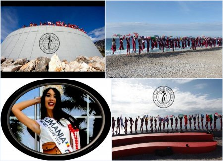 The_Miss Globe 2016 in Albania 43.ed Coralia Daciu, finalista Romanian InfoFashion Festival Spirit of Beauty®