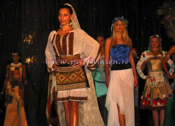 Tanzania_2006 National Costume Fashion Show Arusha Semifinal Model of the World transmis pe 01 MAI ora 19.30 la SENSO TV