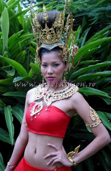 Bangkok (Thailanda) at Model of the World 2006 in Tanzania